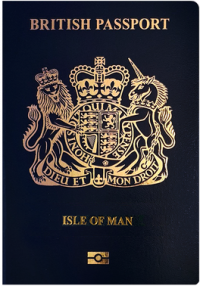 British passport IOM