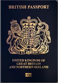 British passport UK